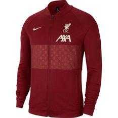 Nike Liverpool FC Mens Track Jacket Red S, Red, rebel_hi-res