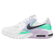 Nike Air Max Excee Womens Casual Shoes White/Grey US 5, White/Grey, rebel_hi-res