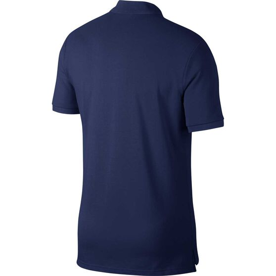 Nike Mens Sportswear Matchup Polo, Navy, rebel_hi-res