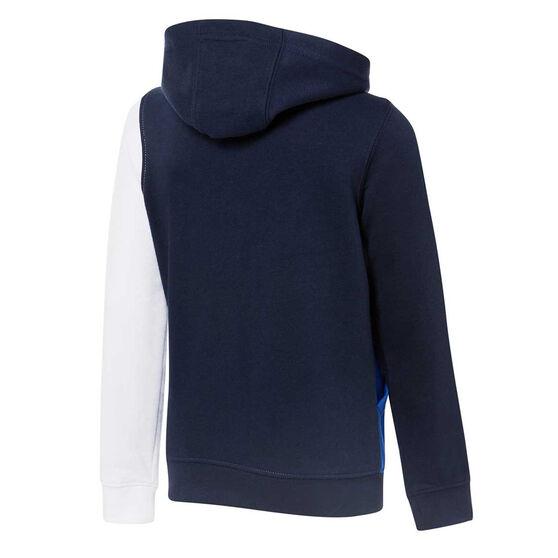 Nike Boys Sportswear Full Zip Hoodie, Navy, rebel_hi-res