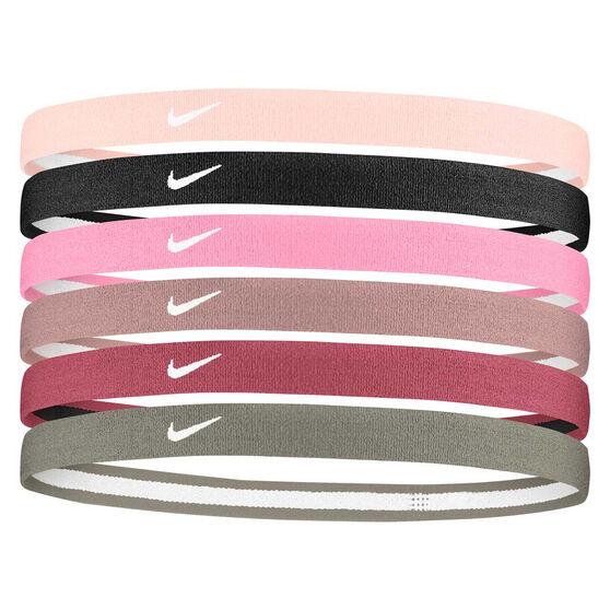 Nike Swoosh Sport Headbands 6 Pack, , rebel_hi-res