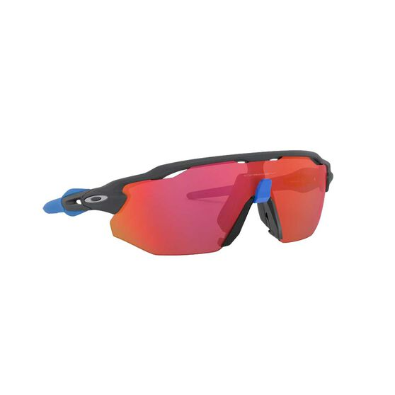 Oakley Radar EV Advancer Sunglasses Polish Black / Prizm Road, , rebel_hi-res