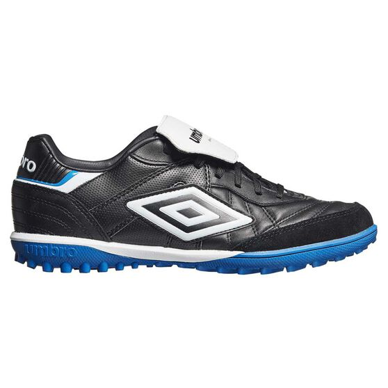 Umbro Speciali Eternal Team TF Football Boots Black / White US 8, Black / White, rebel_hi-res