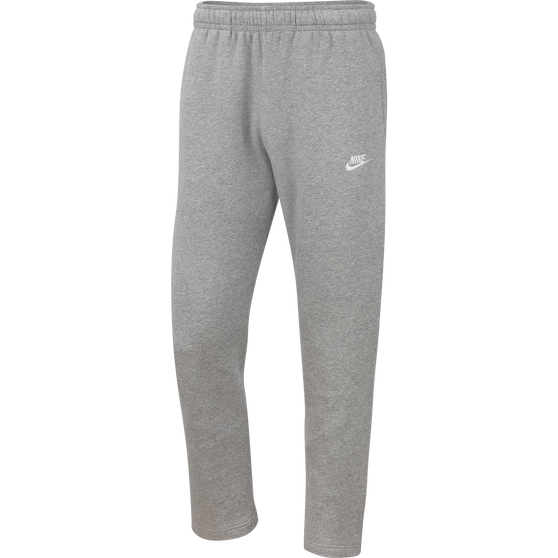 Nike Mens Sportswear Club Fleece Pants, Dark Grey, rebel_hi-res