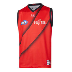 Essendon Bombers 2020 Kids Clash Guernsey Red / Black S, Red / Black, rebel_hi-res
