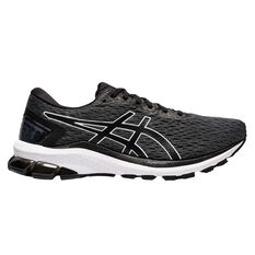 Asics GT 1000 9 Womens Running Shoes Grey / Black US 6, Grey / Black, rebel_hi-res