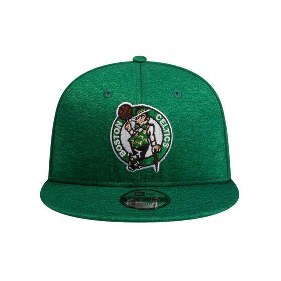 Boston Celtics Kids New Era 9FIFTY Shadow Tech Team Cap, , rebel_hi-res