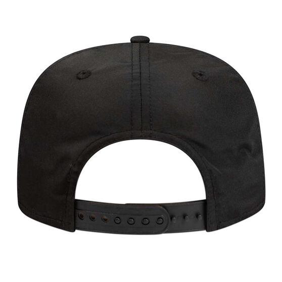 Chicago Bulls New Era 9FIFTY Prolight Cap Black M/L, Black, rebel_hi-res