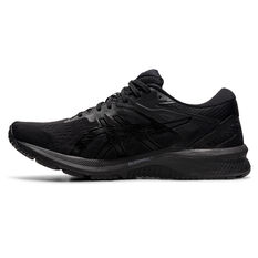Asics GT 1000 10 4E Mens Running Shoes Black US 8, Black, rebel_hi-res
