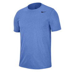 Nike Mens Dri-FIT Legend Training Tee Blue S, Blue, rebel_hi-res