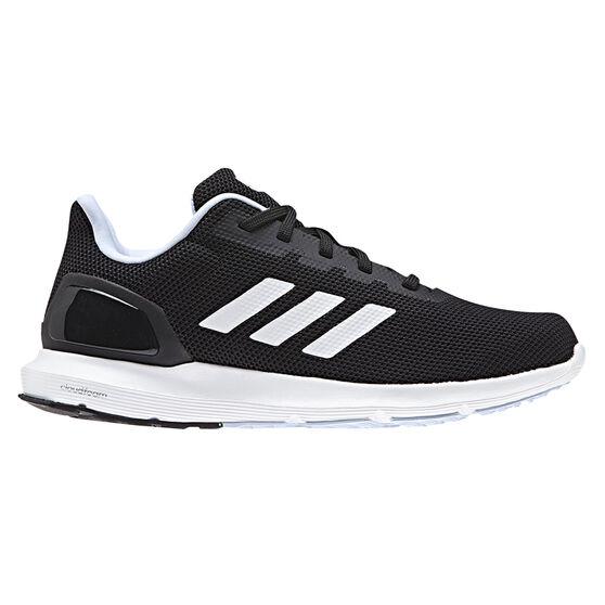 adidas Cosmic 2 Womens Running Shoes, Black / White, rebel_hi-res