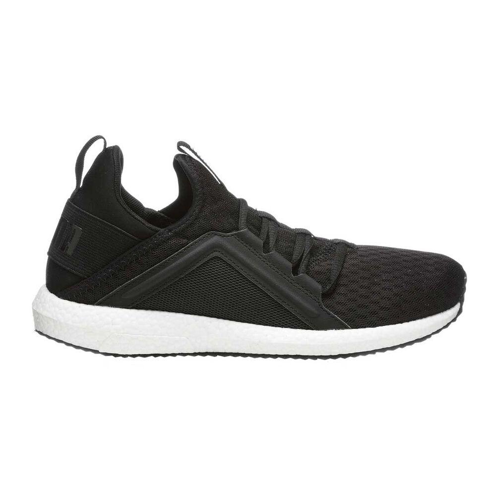 1e1d18b6fc3 Puma Mega Nrgy Womens Running Shoes Black US 8