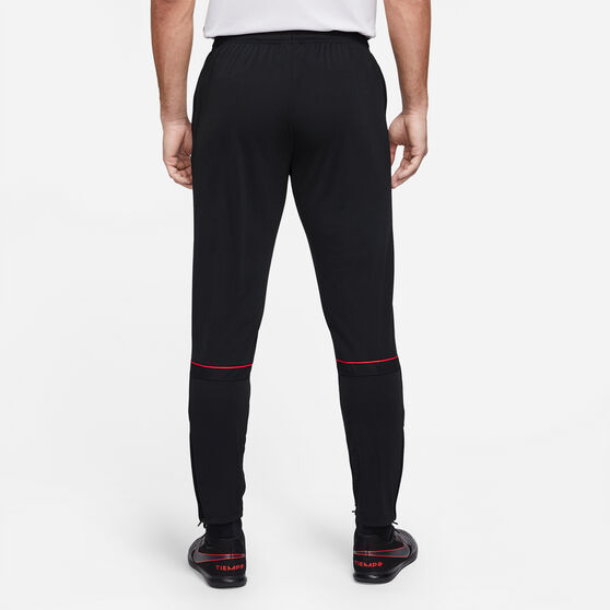 Nike Mens Dri-FIT Academy 21 Knit Soccer Pants, Black, rebel_hi-res