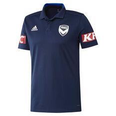 Melbourne Victory 2018 / 19 Mens Polo Shirt, , rebel_hi-res