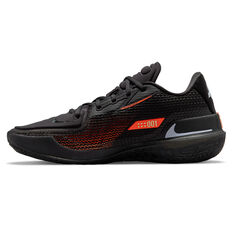 Nike Air Zoom G.T. Cut Basketball Shoes Black/Silver US 7, Black/Silver, rebel_hi-res