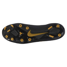 Nike Phantom Vision Academy Dynamic Fit Mens Football Boots Black / Gold US Mens 7 / Womens 8.5, Black / Gold, rebel_hi-res