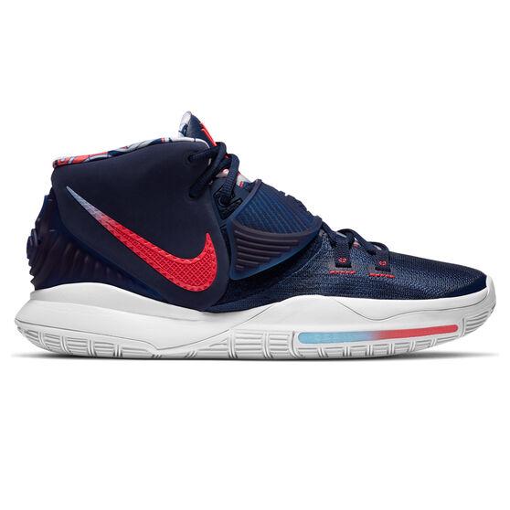 Nike Kyrie VI Mens Basketball Shoes, , rebel_hi-res