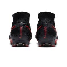 Nike Mercurial Superfly VII Elite Football Boots, Black/Grey, rebel_hi-res