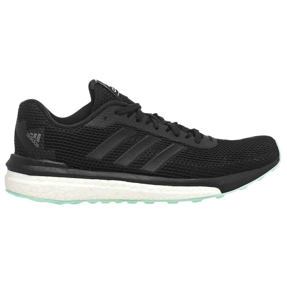 ced6591c98d adidas Vengeful Womens Running Shoes Black   Black US 7.5