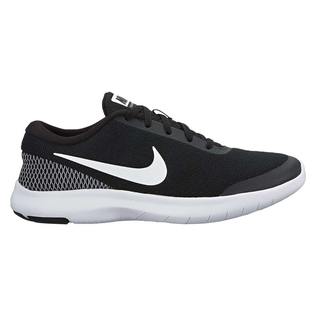 Nike Flex Experience Run 7 Mujeres Running Zapatos 6 Negro  Blanco Us 6 Zapatos bc39a1