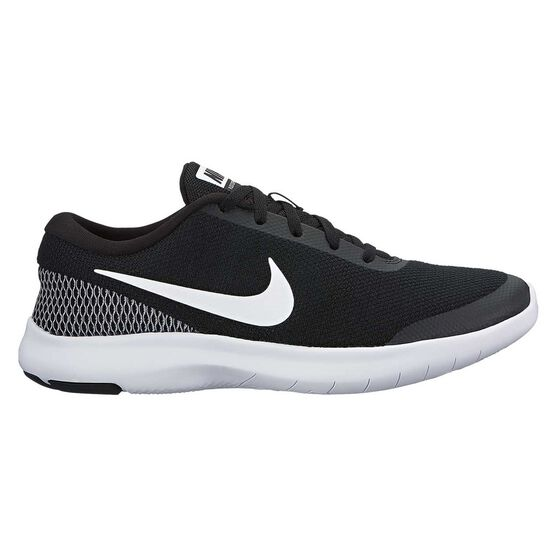 ccad298c1eeca Nike Flex Experience Run 7 Womens Running Shoes Black   White US 6 ...