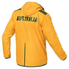 Wallabies 2019 Mens Rugby World Cup Presentation Jacket, Gold, rebel_hi-res
