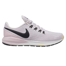 Nike Air Zoom Structure 22 Womens Running Shoes Purple / Black US 6, Purple / Black, rebel_hi-res