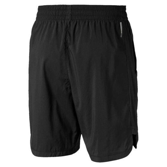Puma Mens Woven Shorts Black S, Black, rebel_hi-res