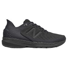 New Balance 860 v11 2E Mens Running Shoes Black US 7, Black, rebel_hi-res