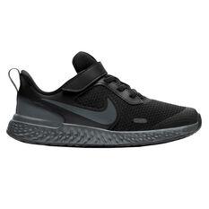 Nike Revolution 5 Kids Running Shoes Black US 11, Black, rebel_hi-res
