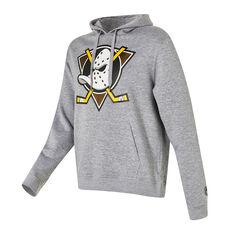 Anaheim Ducks 2021 Mens Prism Hoodie Grey S, Grey, rebel_hi-res