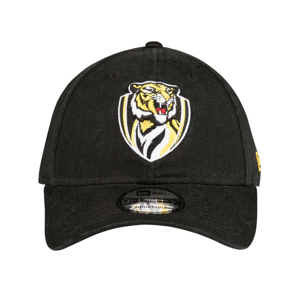 Richmond Tigers New Era 9FORTY Winter Wash Cap  b4e8f16f9e0d