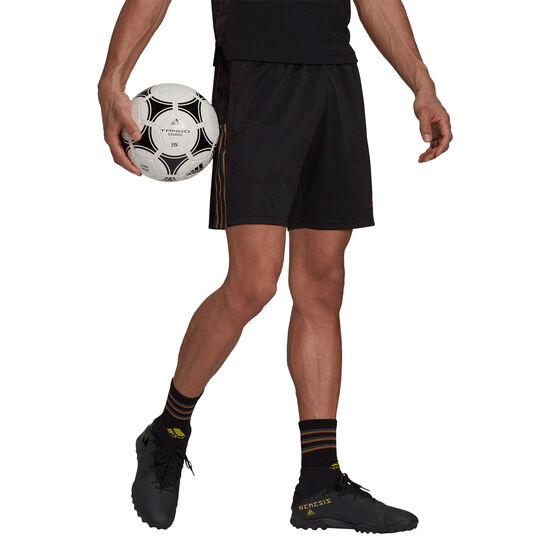 adidas Mens Tiro Pride Shorts, Black, rebel_hi-res