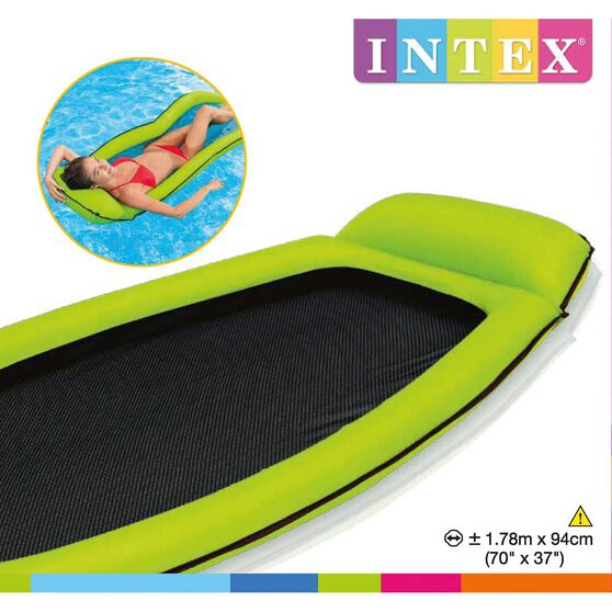 Intex Inflatable Mesh Lounge, , rebel_hi-res