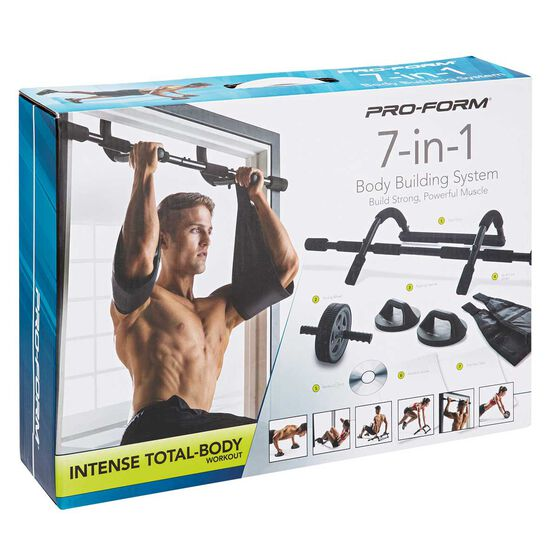 Proform 7 in 1 Workout Kit, , rebel_hi-res