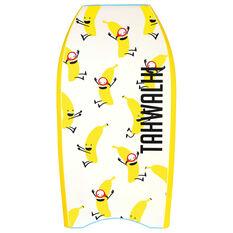 Tahwalhi Tribe 38in Bodyboard Banana Blue, , rebel_hi-res