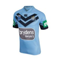 NSW Blues State of Origin 2018 Mens Home Jersey, , rebel_hi-res