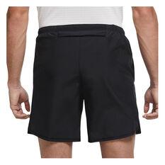 Nike Mens Dri-FIT Flex Stride Wild Run Shorts Black S, Black, rebel_hi-res