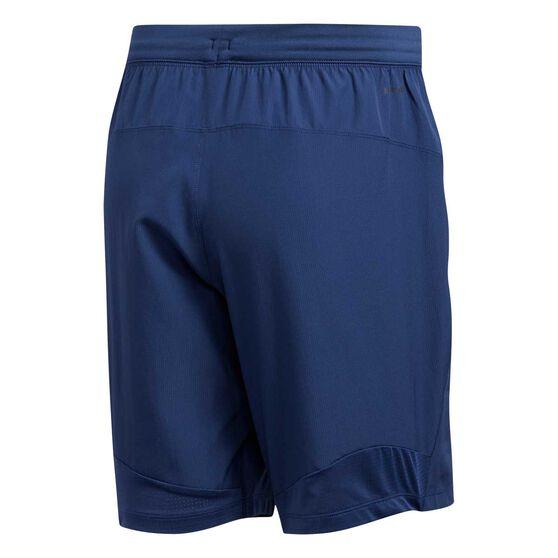 adidas Mens 4KRFT Woven Shorts, Blue, rebel_hi-res