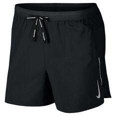 Nike Mens Flex Stride 5in Running Shorts Black S, Black, rebel_hi-res