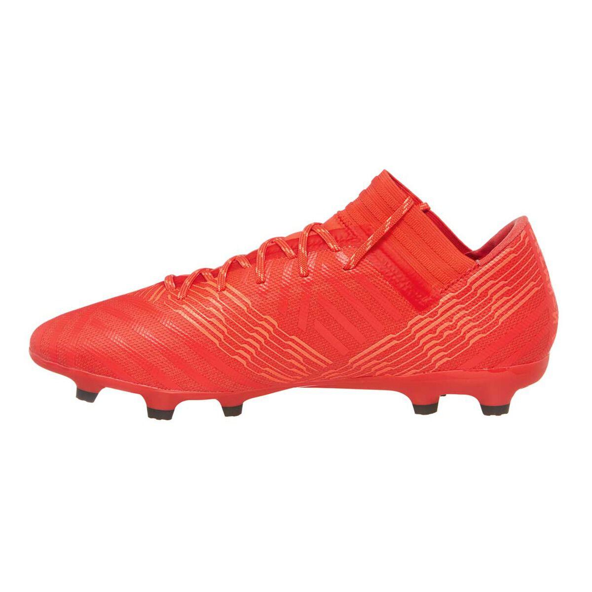 f5619248b844 ... switzerland adidas nemeziz 17.3 fg mens football boots orange red us 7  adult orange 34612 a2515
