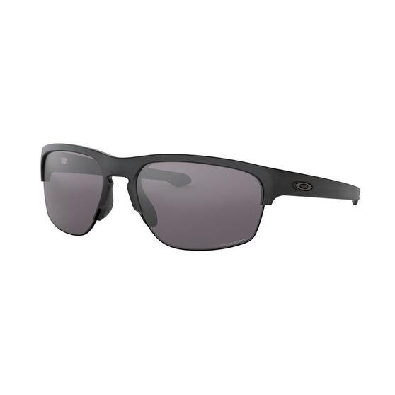 OAKLEY Sliver Edge Sunglasses - Matte Black with PRIZM Grey, , rebel_hi-res