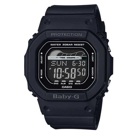 Casio Baby G BLX5601 Glide Watch, , rebel_hi-res