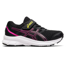 Asics Jolt 3 Kids Running Shoes Black US 11, Black, rebel_hi-res