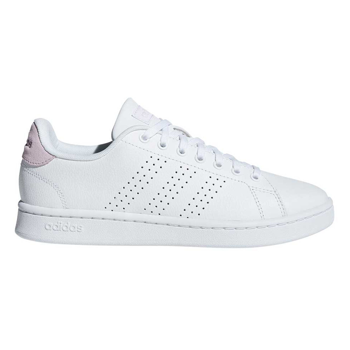 Shop Adidas Women Shoe's Cloudfoam Advantage Clean Sneakers