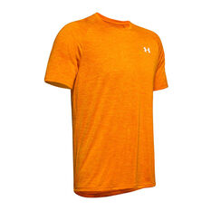 Under Armour Mens Tech 2.0 Training Tee, Yellow, rebel_hi-res