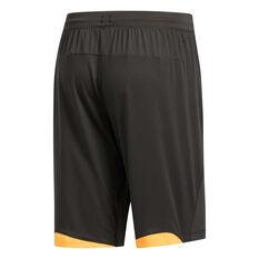 adidas Mens 4KRFT Ultimate 9in Shorts Green XS, Green, rebel_hi-res