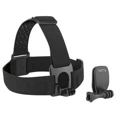 GoPro Headstrap and Quick Clip, , rebel_hi-res