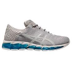 Asics GEL Quantum 360 5 Jacquard Mens Running Shoes Blue US 7, Blue, rebel_hi-res
