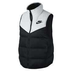 Nike Womens Sportswear Windrunner Reversible Vest White XS, White, rebel_hi-res